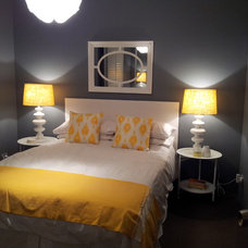 Contemporary Bedroom by Sorted