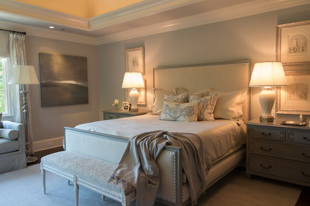 Traditional Bedroom by Schilling & Company