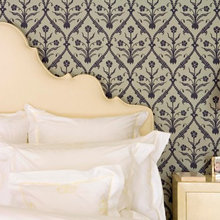 Let Your Headboard Inspire the Whole Bedroom
