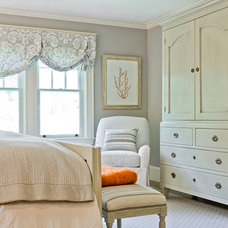 Traditional Bedroom by Anita Clark Design