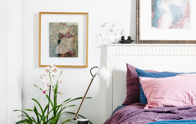 Freegans! 14 Ways to Decorate Your Bedroom for Free