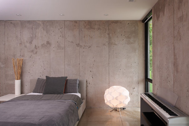 Modern Bedroom by CHRISTIAN DEAN ARCHITECTURE, LLC