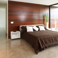 Contemporary Bedroom by CHRISTIAN DEAN ARCHITECTURE, LLC