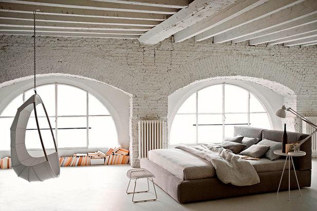 Industriel Chambre by usona