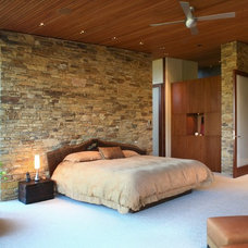 Modern Bedroom by Neumann Mendro Andrulaitis Architects LLP