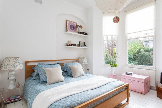 Ecléctico Dormitorio by Chris Snook