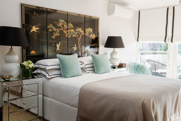 Traditional Bedroom by Jessica Buckley Interiors