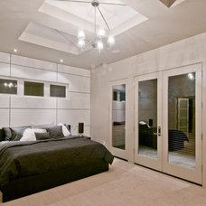 Modern Bedroom by dC Fine Homes & Interiors