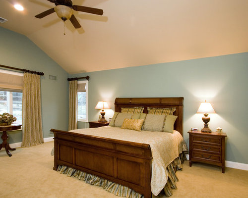 Bedroom wall color houzz Bedroom wall designs in pakistan