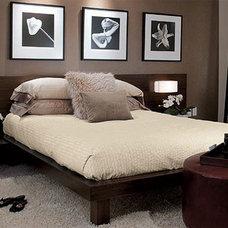 Mediterranean Bedroom by CONCEPT STUDIO