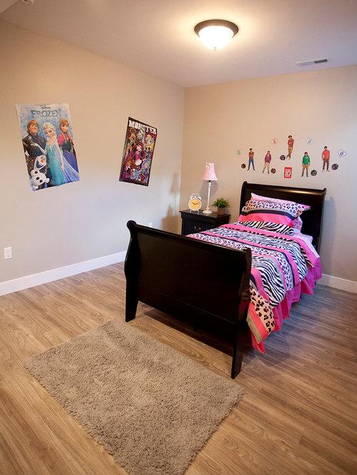 Teen age girl bedroom photos et id es d co de maisons craftsman - Idee deco chambre adolescent girl jaar oud ...