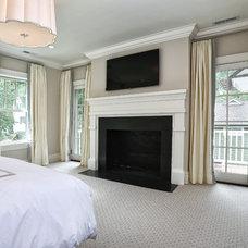 Traditional Bedroom by DeRosa Builders LLC