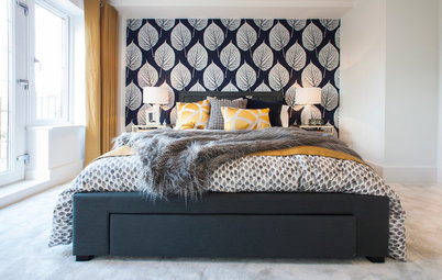 19 Gorgeous Beds That Come With Lots of Storage