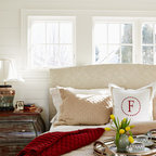 French Country Elegance Traditional Bedroom Portland