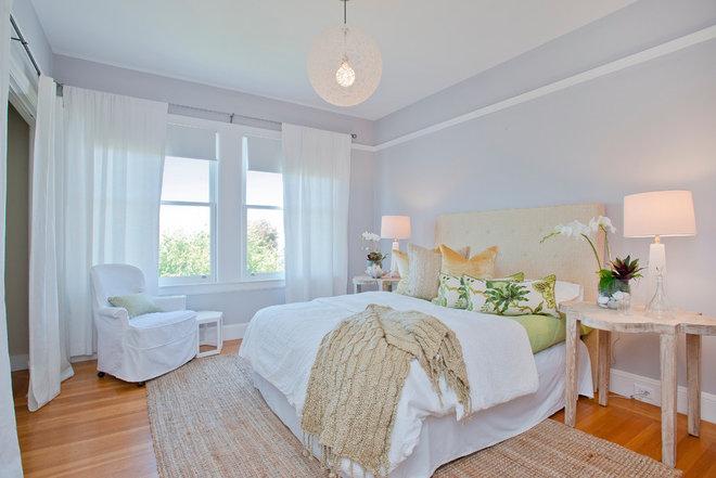 Traditional Bedroom by Tamara Mack Design