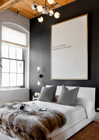 Contemporary Bedroom by Rikki Snyder