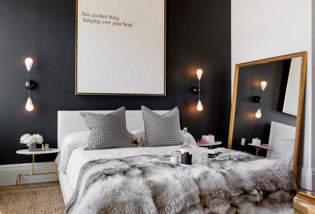 コンテンポラリー 寝室 by Rikki Snyder