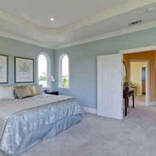 Traditional Bedroom by Rayco Painting