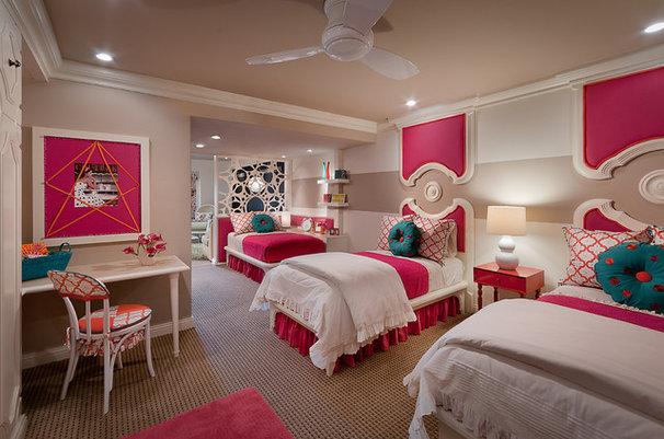 Contemporary Bedroom by Tamm-Marlowe Design Studio