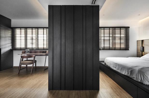 Modern Bedroom by Icon Interior Design Pte Ltd