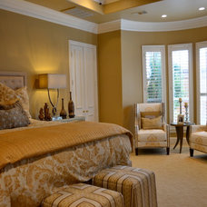 Traditional Bedroom by Kevin Twitty- IBB Designer