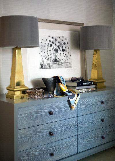 Contemporary Bedroom by Tanya Capaldo Designs