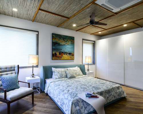2 Industrial Hyderabad Bedroom Design Photos