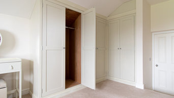 Tarvin, Chester, - Bespoke L Shaped Wardrobe