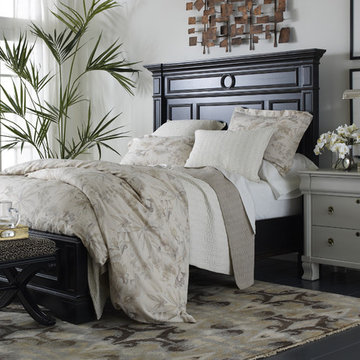 Taupe O' The Morning Bedroom