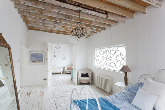 Rustic Bedroom by 1st Option