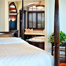 Tropical Bedroom by D'Asign Source