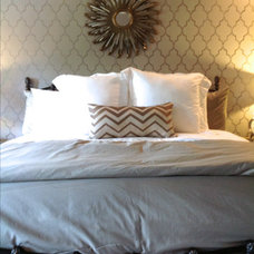Traditional Bedroom by Tessa Hall Interiors