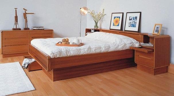 Modern Bedroom by Dane Design Contemporary Furniture