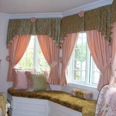 Eclectic Bedroom by Dawn Sercia Designs