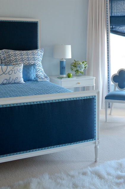 Traditional Bedroom by Plum Interiors