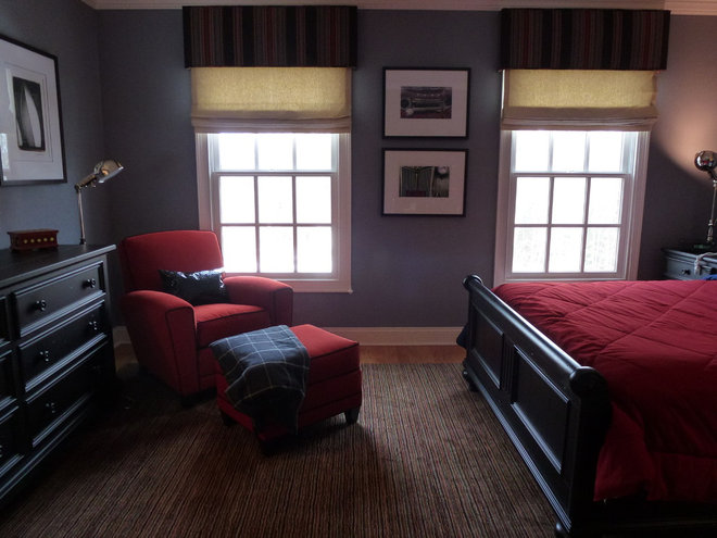 Traditional Bedroom by Allison Lee Ethan Allen Milford, CT