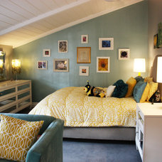 Eclectic Bedroom by City Life Home Furnishings