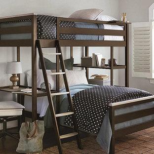 Idées déco pour une chambre classique.