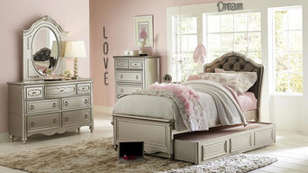 Teen Girls Bedrooms