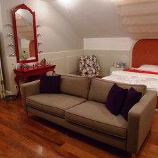 Eclectic Bedroom by stok mimarlık / tasarım / atölye
