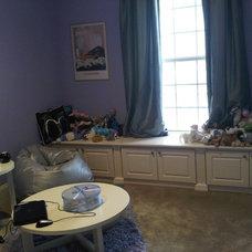 Eclectic Bedroom by Atlanta Legacy Homes, Inc.