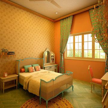 Teenage Girl's Room!