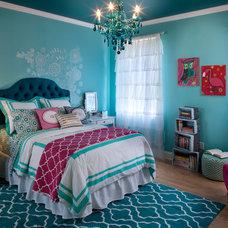Contemporary Bedroom by Interiors by Natasha