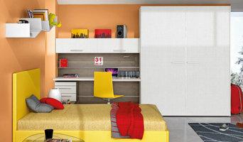 Teenager bedroom system