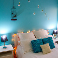 Beach Style Bedroom by Inspired Spaces