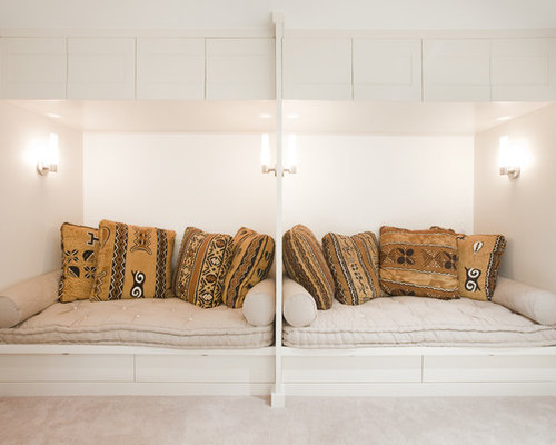 Built In Day Bed Houzz