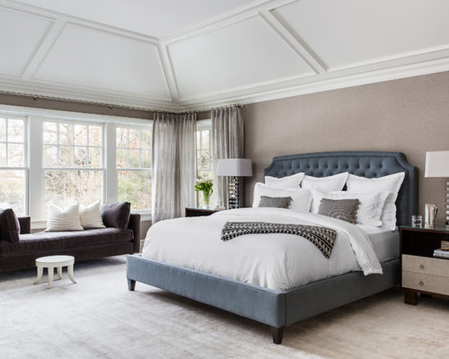 wallpaper in master bedroom master bedroom wallpaper ideas houzz 17773 | f0d1bb3f0a53acbc 6428 w500 h400 b0 p0