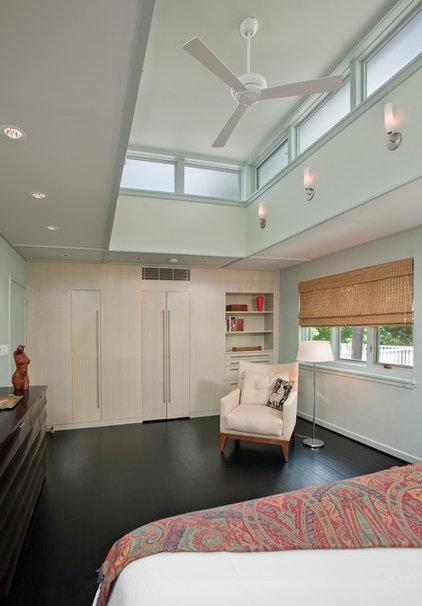 Modern Bedroom by Ossolinski Architects, PLLC