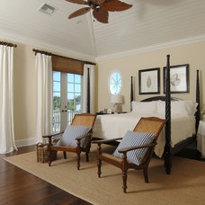 Beach Style Bedroom by PB Built