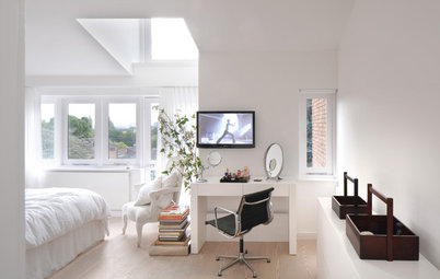 Double Duty: The 10 Best Multi-Tasking Bedrooms on Houzz